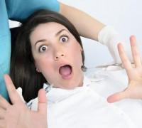 paura del dentista odontofobia