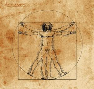 proporzioni vitruviane